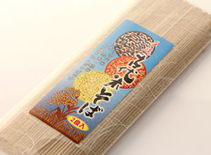 古代米そば